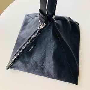 Givenchy black triangle bag